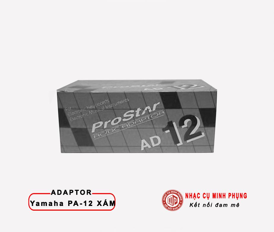 Adaptor Yamaha PA-12 Xám