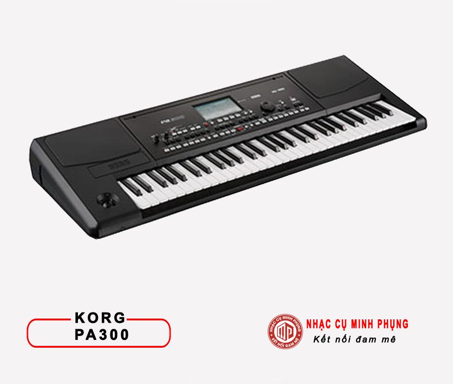 Đàn Organ Korg PA300