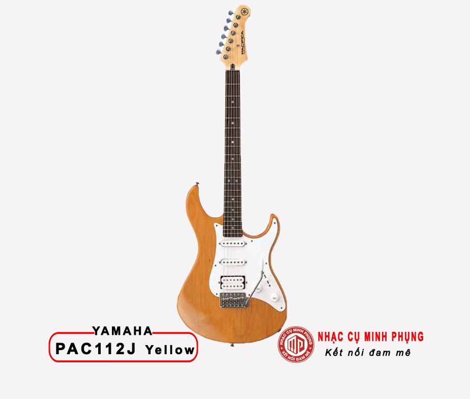 Đàn Guitar Điện Yamaha Pacifica PAC112J