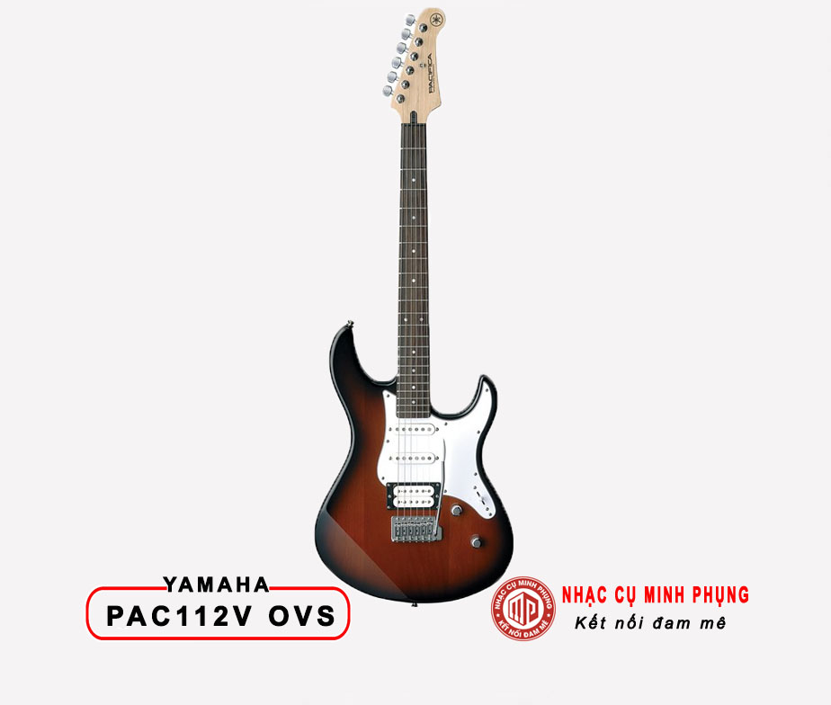 Đàn Guitar Điện Yamaha Pacifica PAC112V