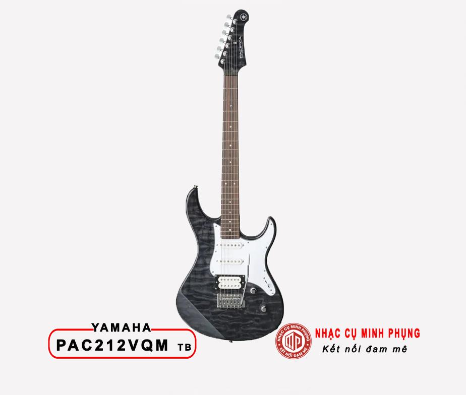 Đàn Guitar Điện Yamaha Pacifica212VQM