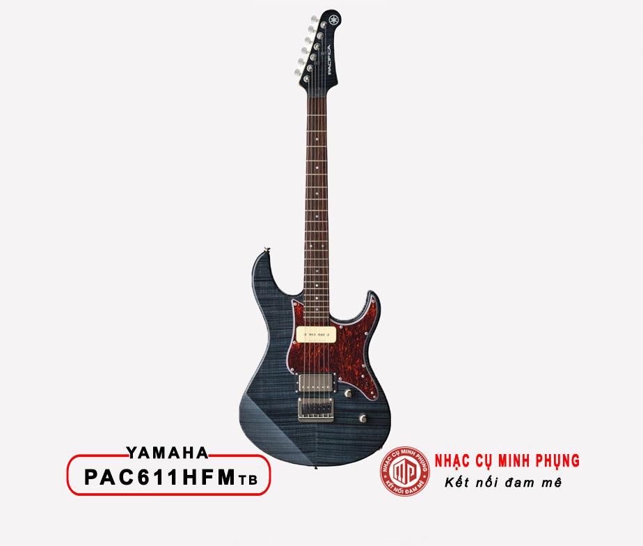 Đàn Guitar Điện Yamaha Pacifica 611HFM