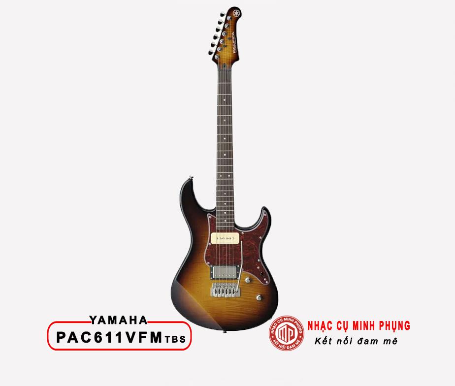 Đàn Guitar Điện Yamaha Pacifica 611VFM