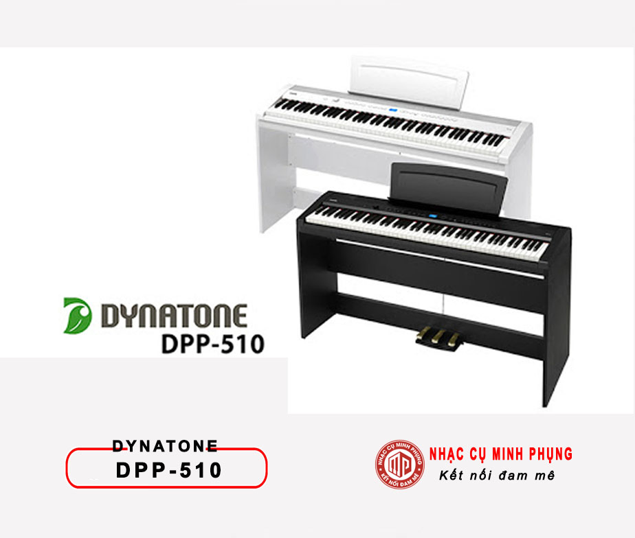 Đàn Piano Điện Dynatone DPP-510