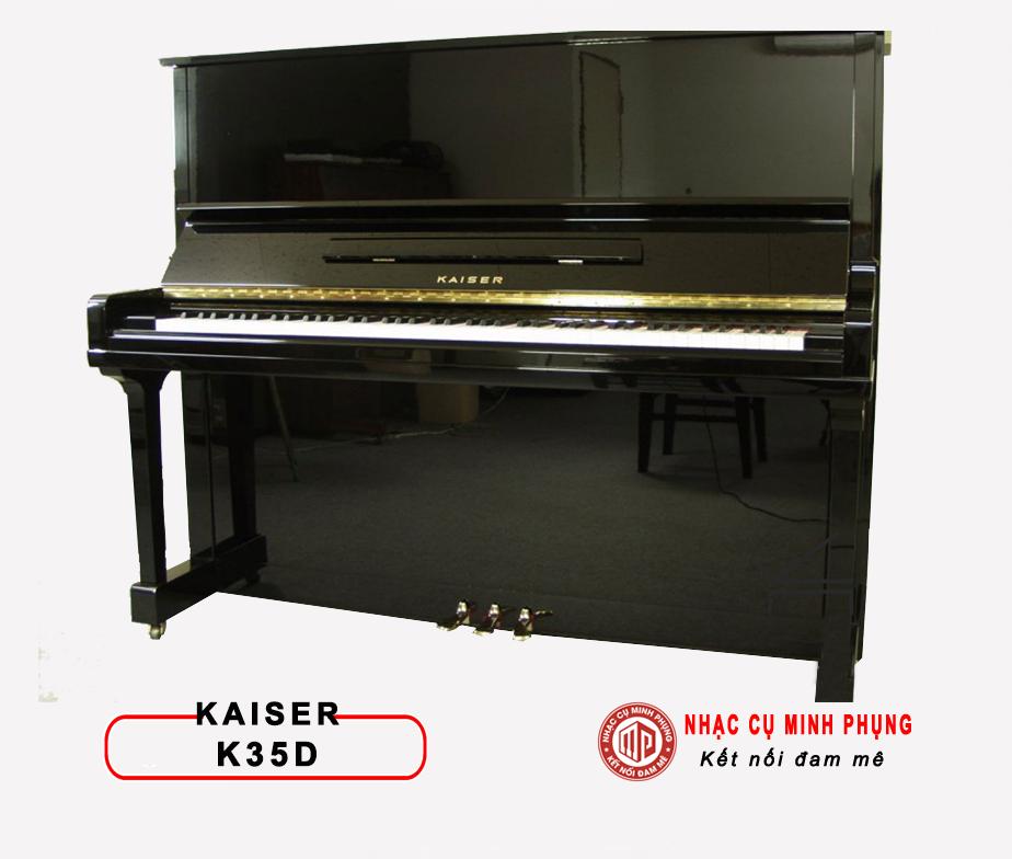 Đàn Piano Cơ KAISER K35D SIZE 131