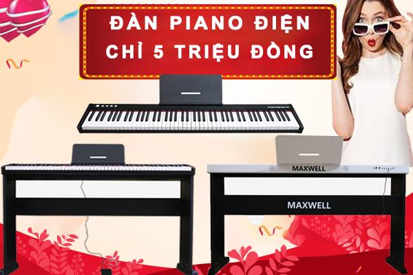 Đàn Piano Điện Giá Rẻ Đáng Mua Nhất Năm 2020 Chỉ 5 Triệu Đồng Mới 100%