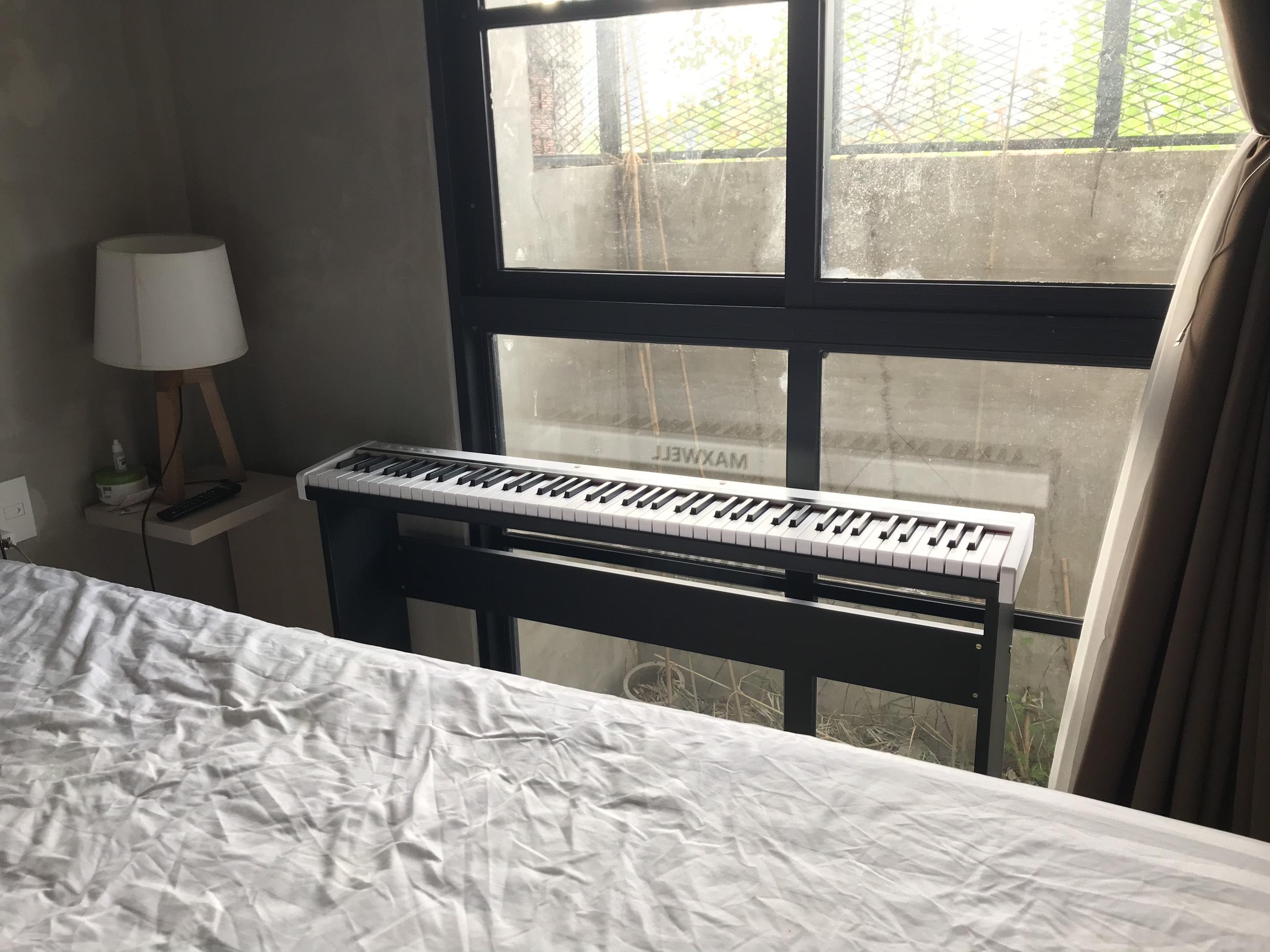 piano điện maxwell