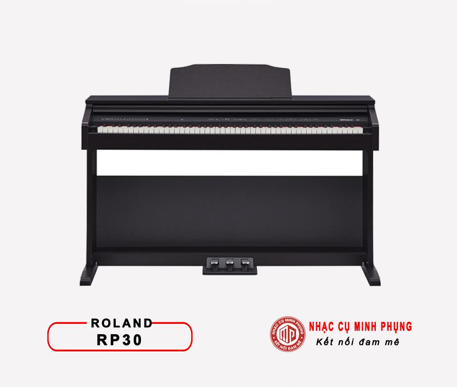Đàn Piano điện Roland RP30