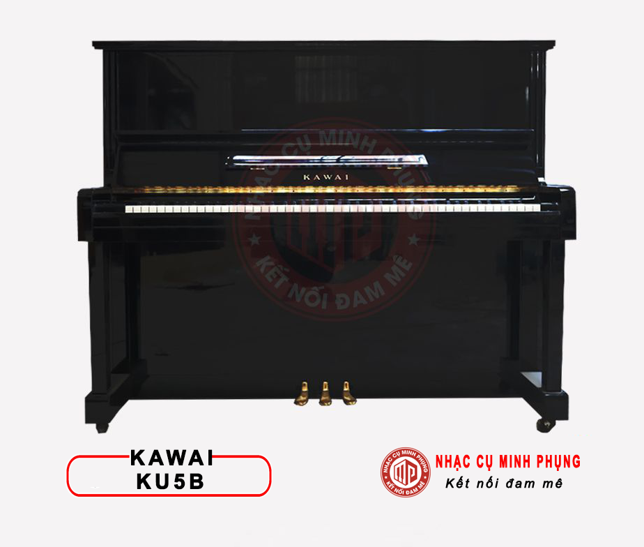ĐÀN PIANO CƠ KAWAI KU5B