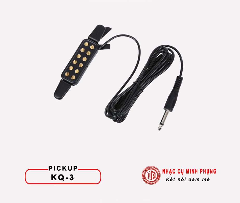 PICKUP GUITAR KQ-3