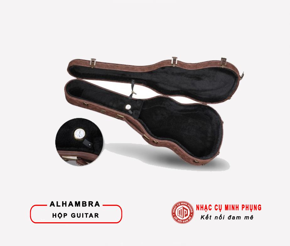 Hộp Cứng Để Đàn Guitar Alhambra