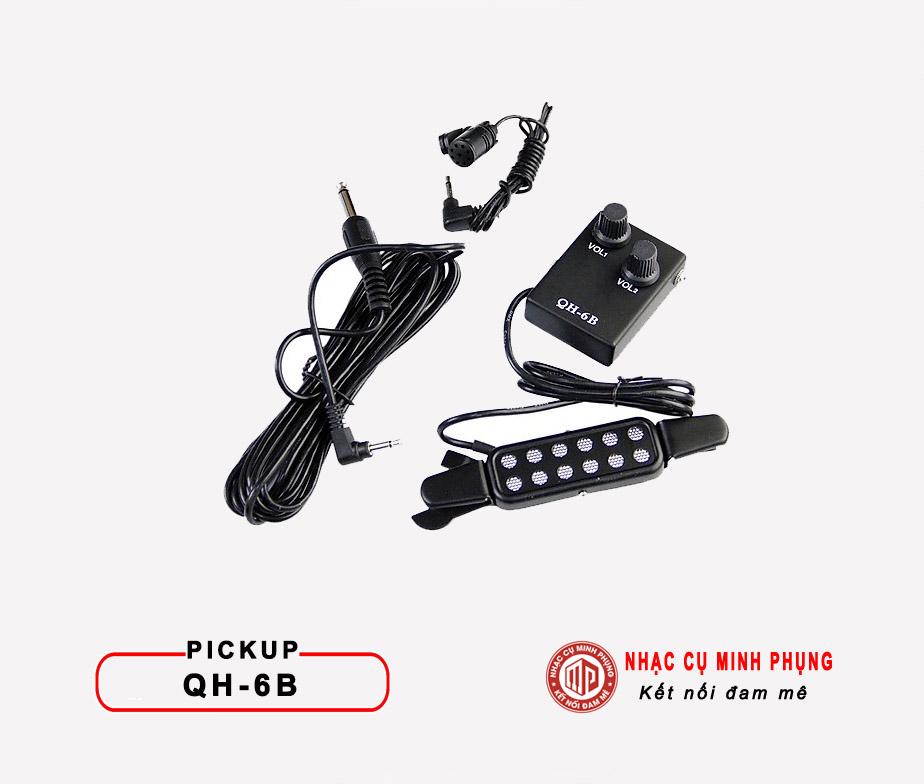 PICKUP GUITAR QH-6B