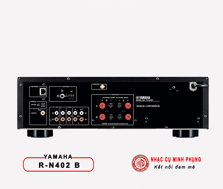Ampli Yamaha R-N402