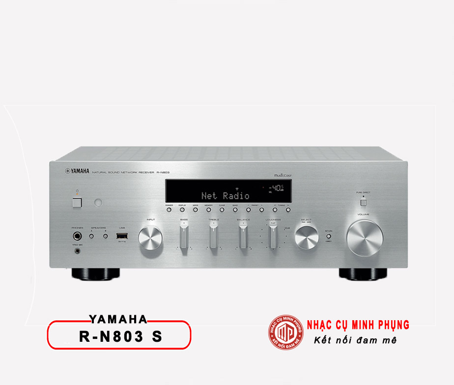 Ampli Yamaha R-N803