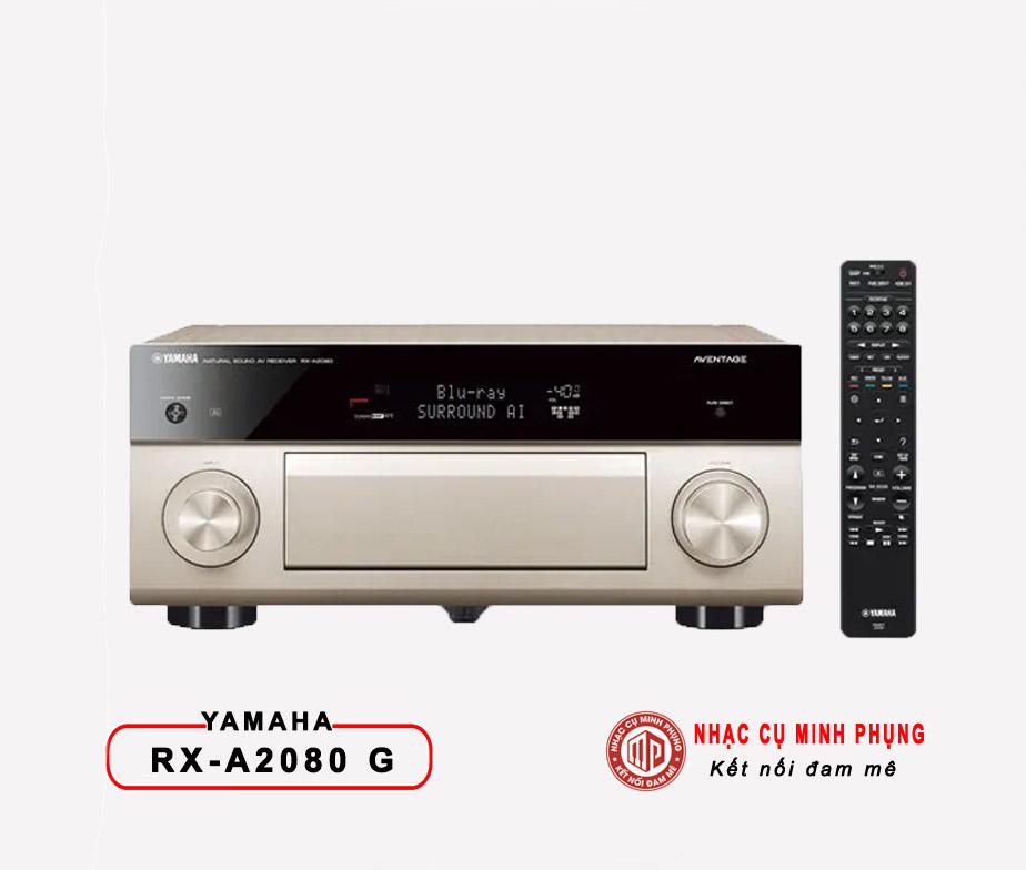 Amply Yamaha RX-A2080