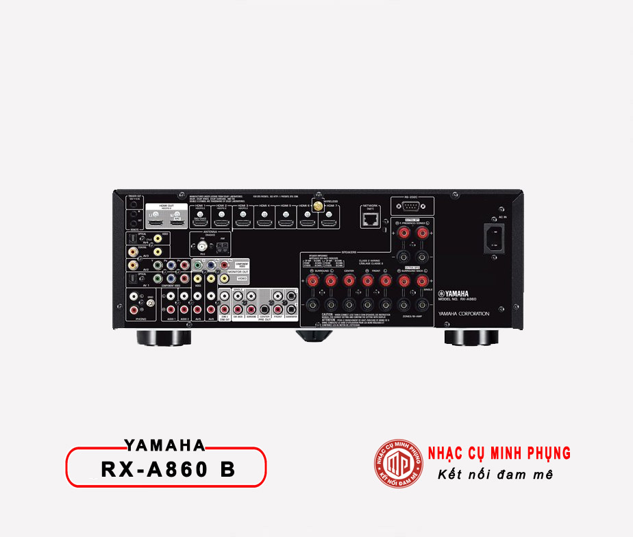 Amply Yamaha RX-A860