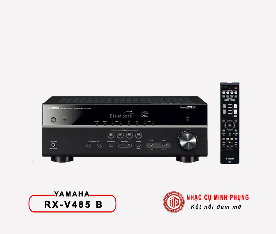 Amply Yamaha RX V485