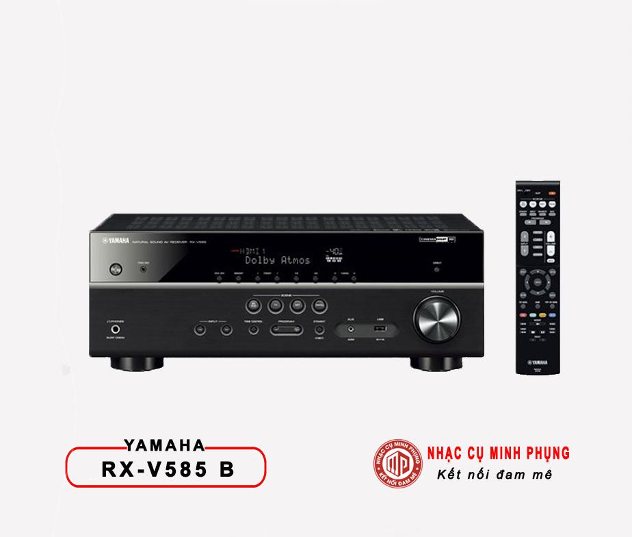 Amply Yamaha RX-V585