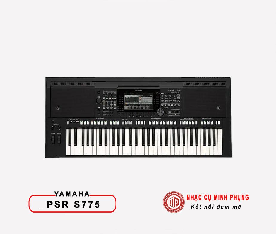 Đàn organ yamaha S775