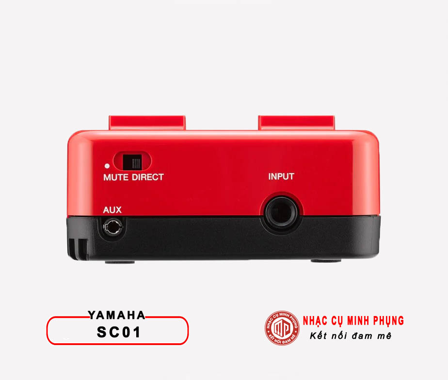 Thu âm YAMAHA SessionCake SC01