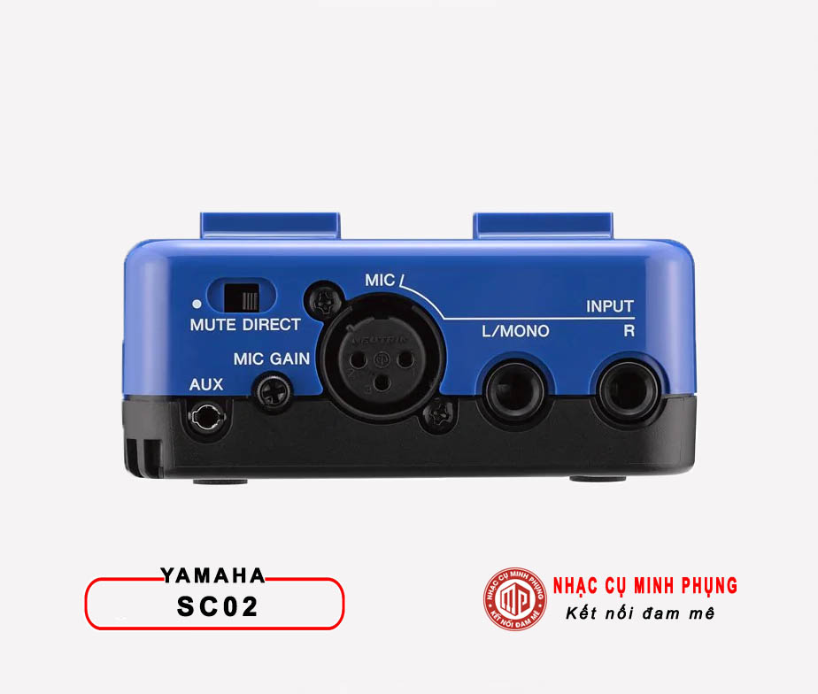 Thu âm YAMAHA SessionCake SC02