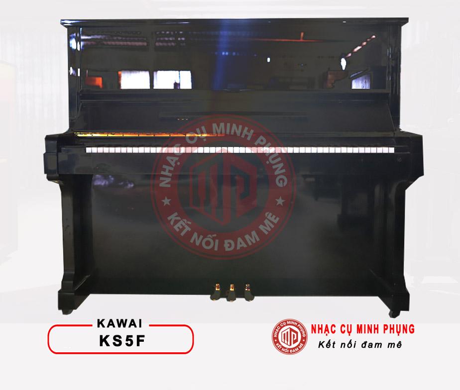 Đàn piano cơ Kawai KS5F