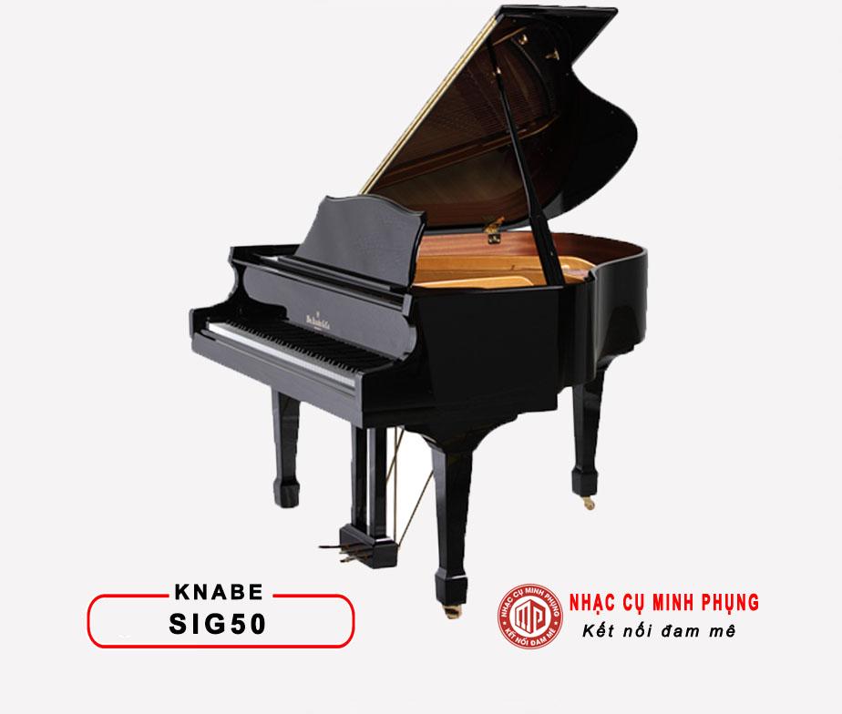 Đàn Grand Piano KNABE SIG50