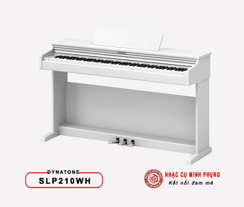 Đàn piano điện Dynatone SLP50 WH