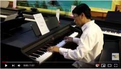 Đàn Piano Điện Dynatone SLP50 Dành Cho Người Mới (Full Box 100%)