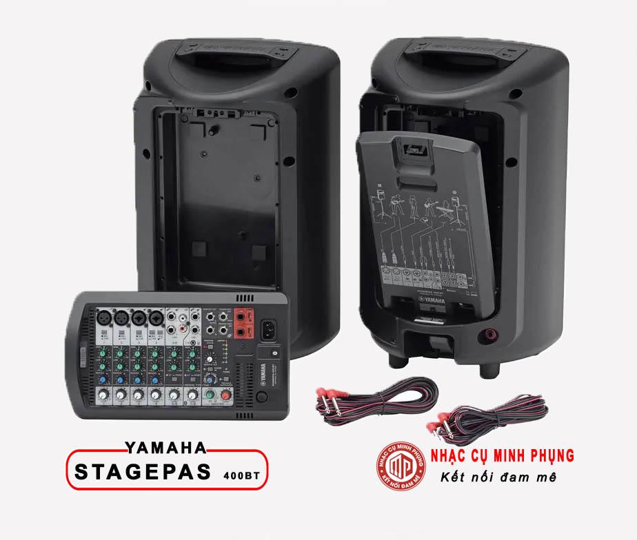Loa Yamaha STAGEPAS 400BT