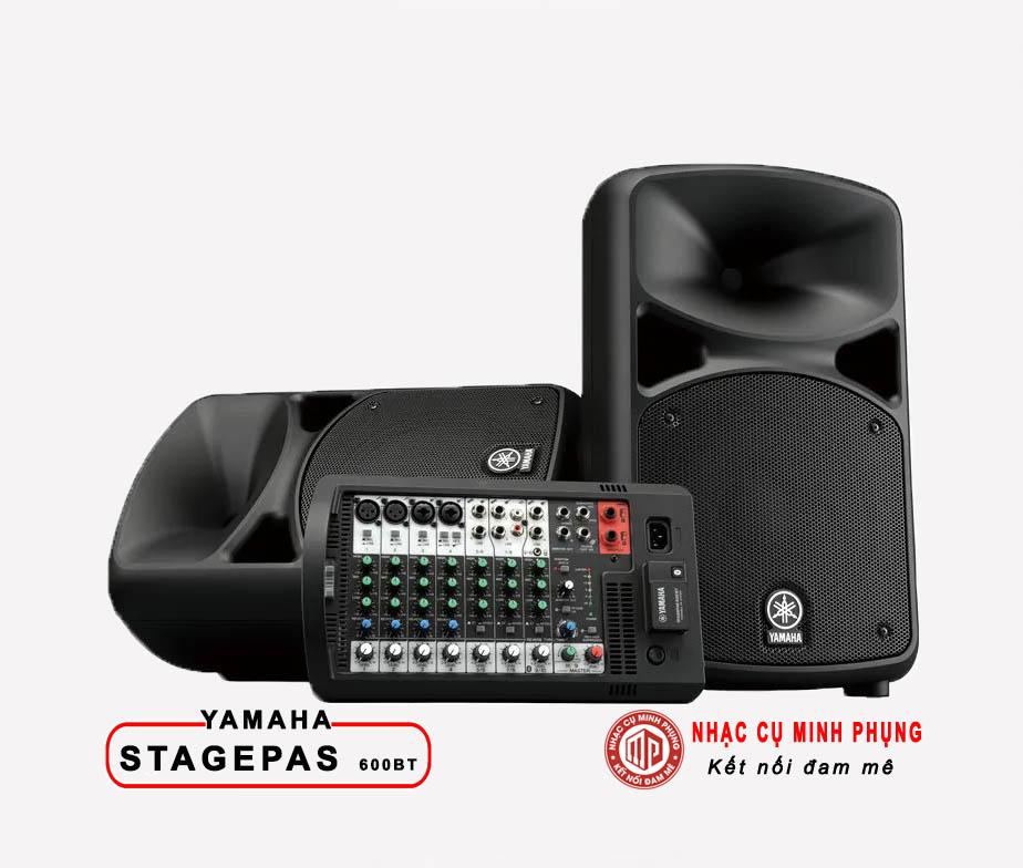 Loa Active Yamaha DSR112