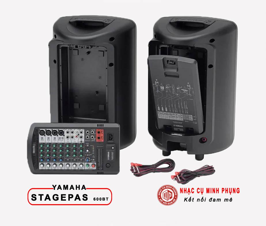 Loa Yamaha STAGEPAS 600BT