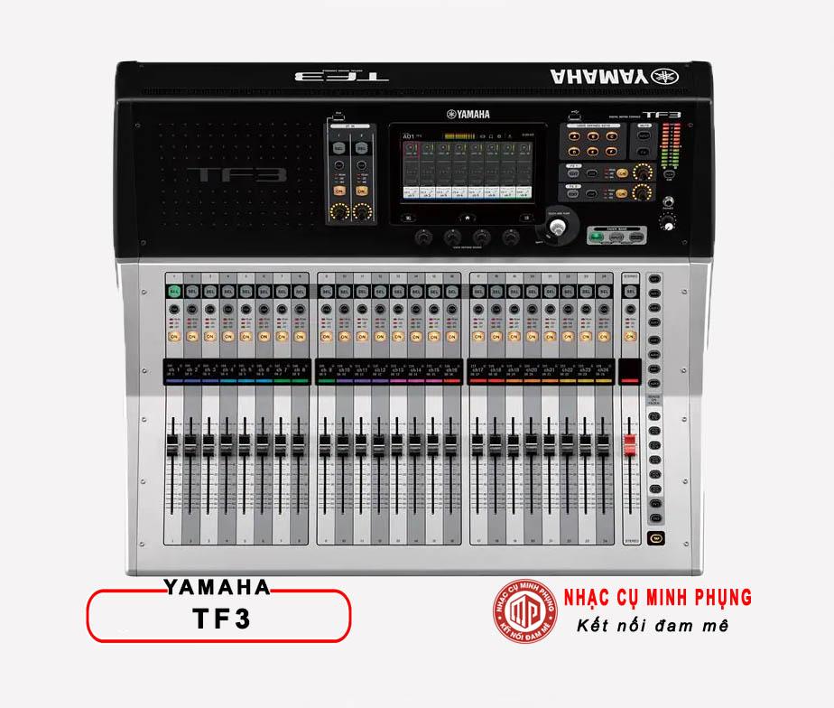 Mixer Kỹ Thuật Số Yamaha TF3