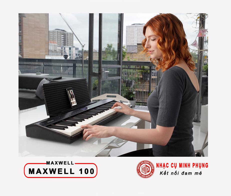 Đàn piano điện maxwell 100 TRAVEL