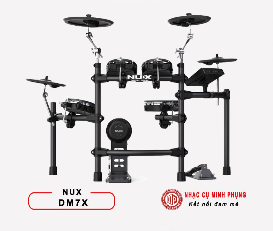 Trống điện tử Nux DM7X
