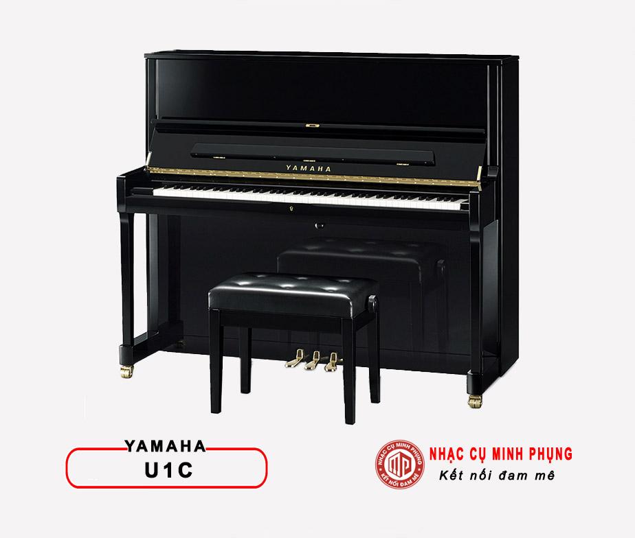 Đàn piano cơ Yamaha U1C