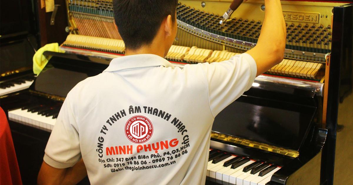 Vì Sao Chế Độ Bảo Hành Của Đàn Piano Điện Lại Quan Trọng?