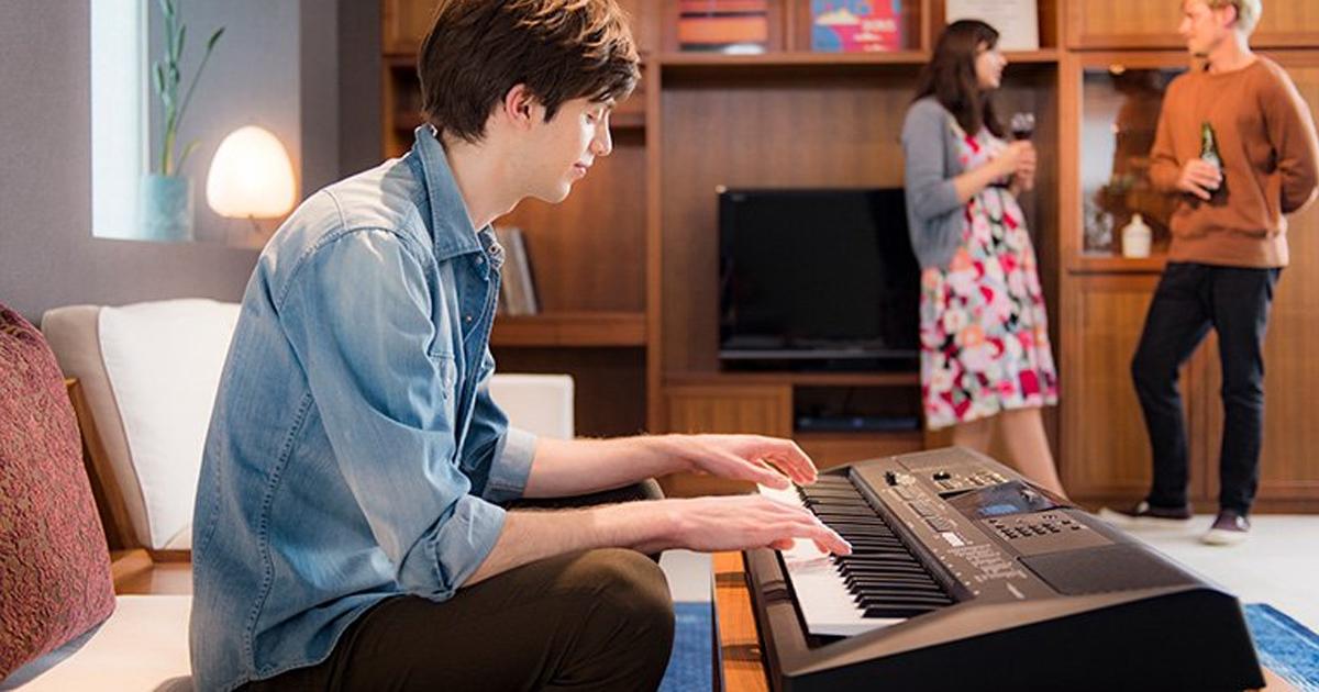Vì sao Yamaha PSR E463 là đàn organ tốt nhất dành cho người mới học?