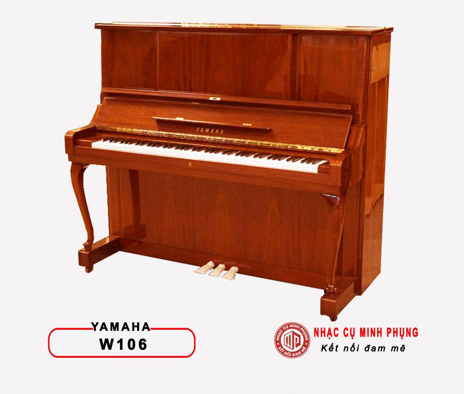 Đàn piano cơ Yamaha W106