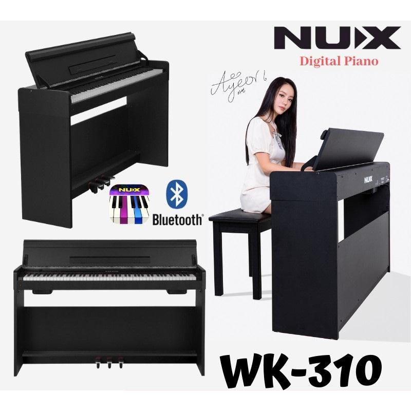 Đàn Piano Điện Nux WK310 Cho Người Mới Tập