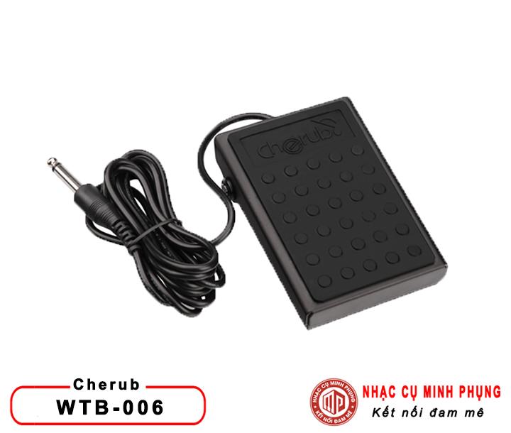 Pedal Sustain Cherub WTB-006