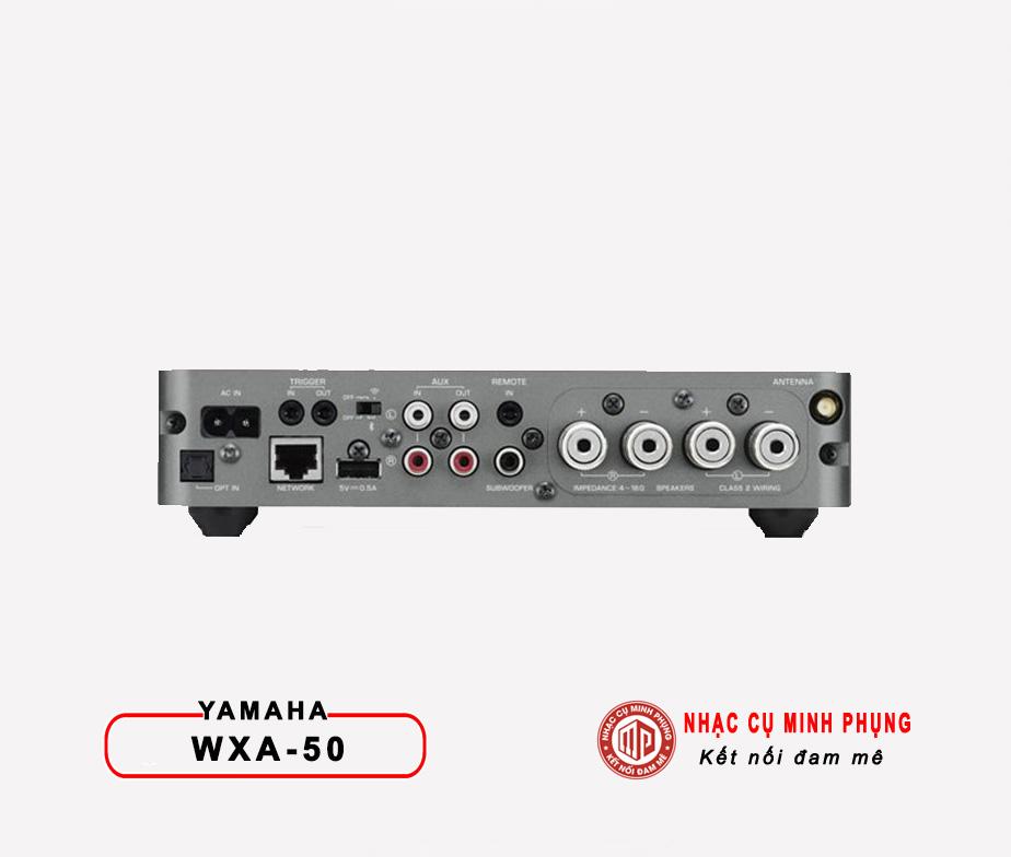 Amply tích hợp Yamaha WXA-50