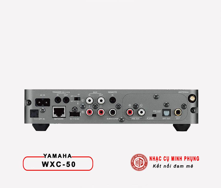 Bộ giải mã DAC Yamaha WXC-50