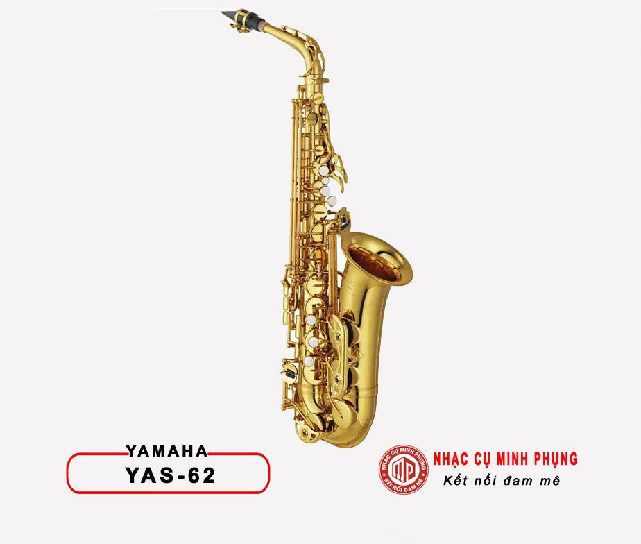 Kèn YAMAHA Saxophone Alto YAS 62/04