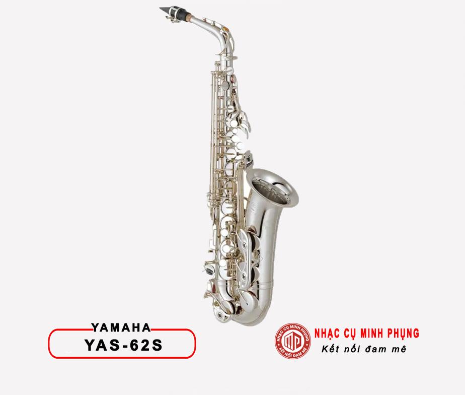 Kèn YAMAHA Saxophone Alto YAS 62S