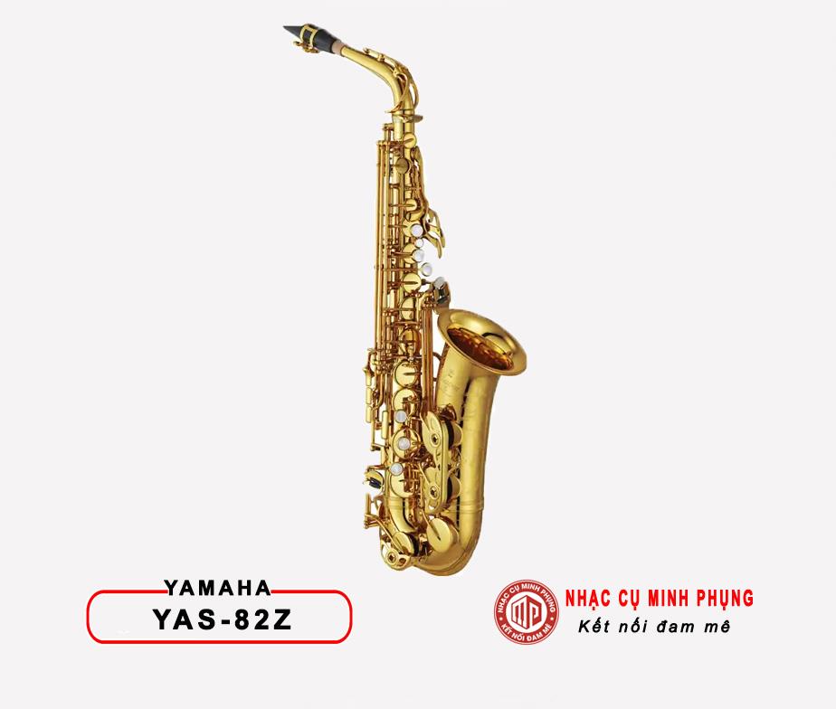 Kèn YAMAHA Saxophone Alto YAS 82Z