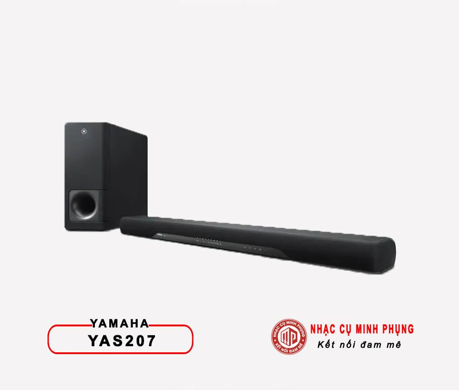 Soundbar Yamaha YAS 207