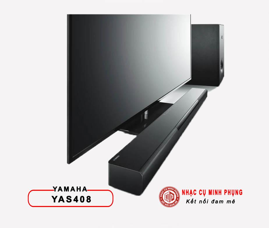 Soundbar Yamaha YAS408