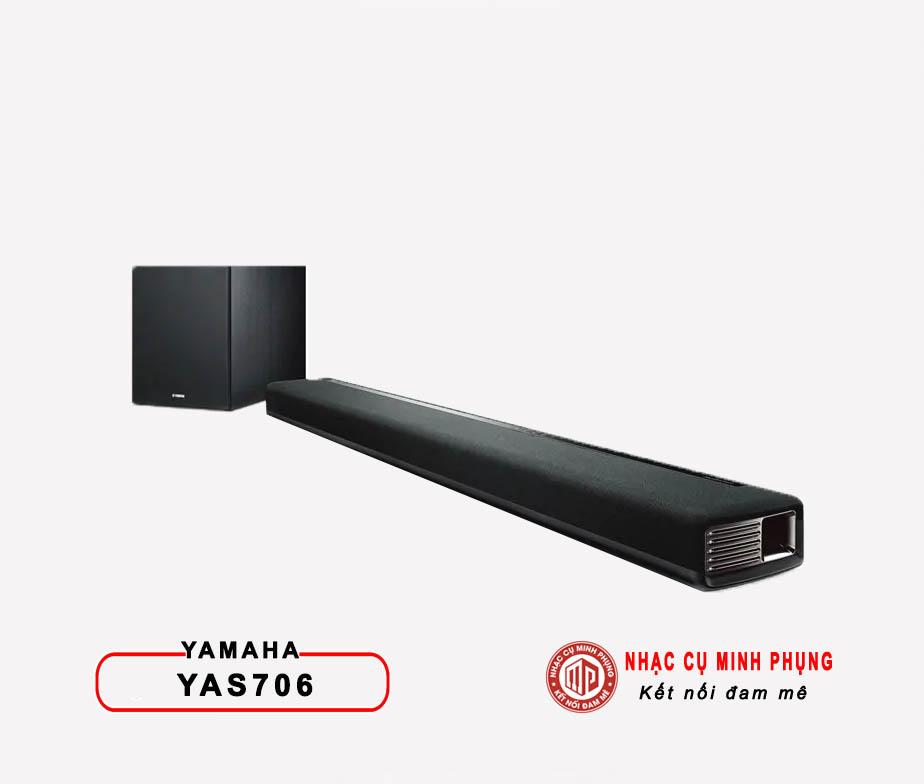 Soundbar Yamaha YAS706