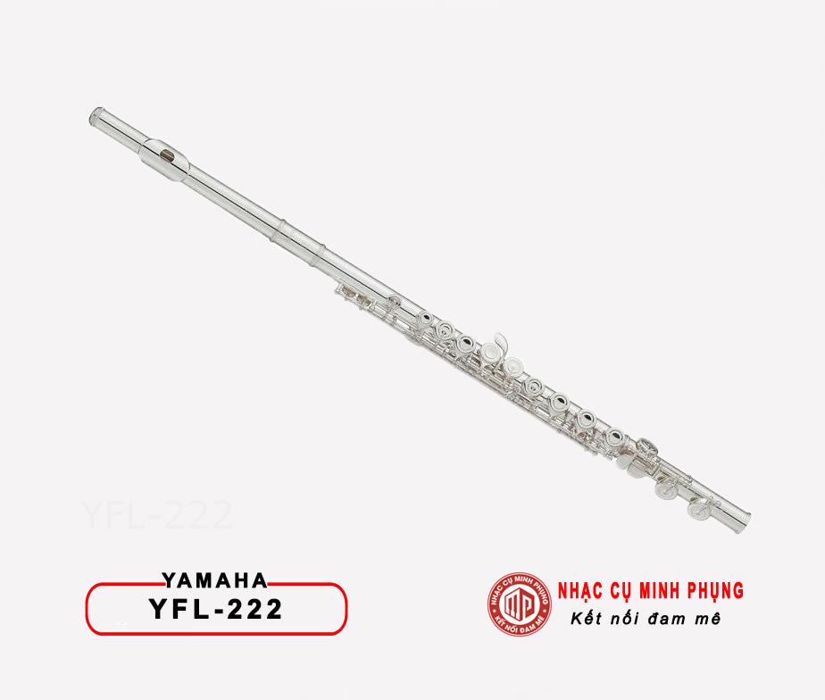 Sáo Flute YAMAHA YFL 222